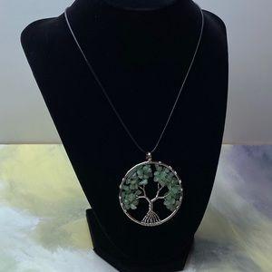 Chakra Healing Natural Necklace
